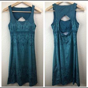 PrAna yoga style material dress size S
